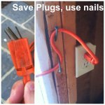 Save plugs