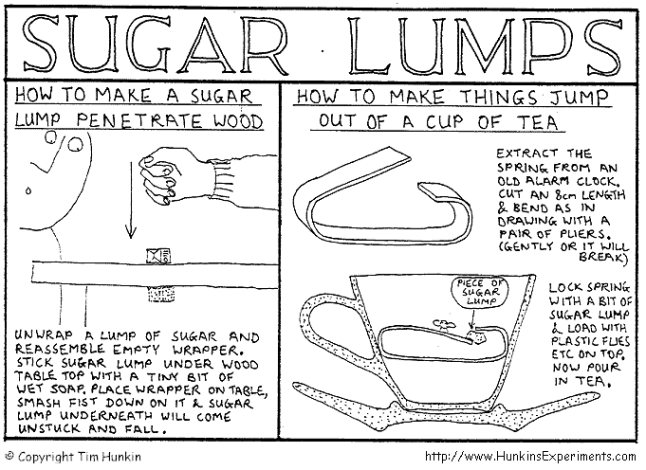 sugarlumps